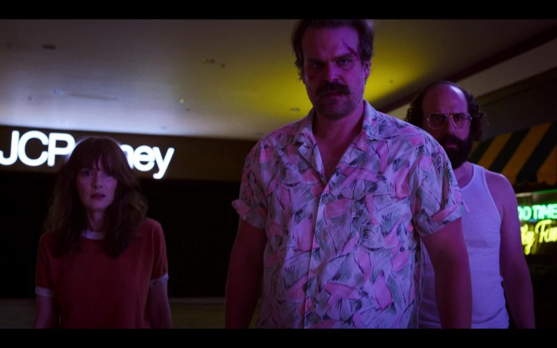 JCPenney Store in Stranger Things – Season 3, Episode 8 (1)