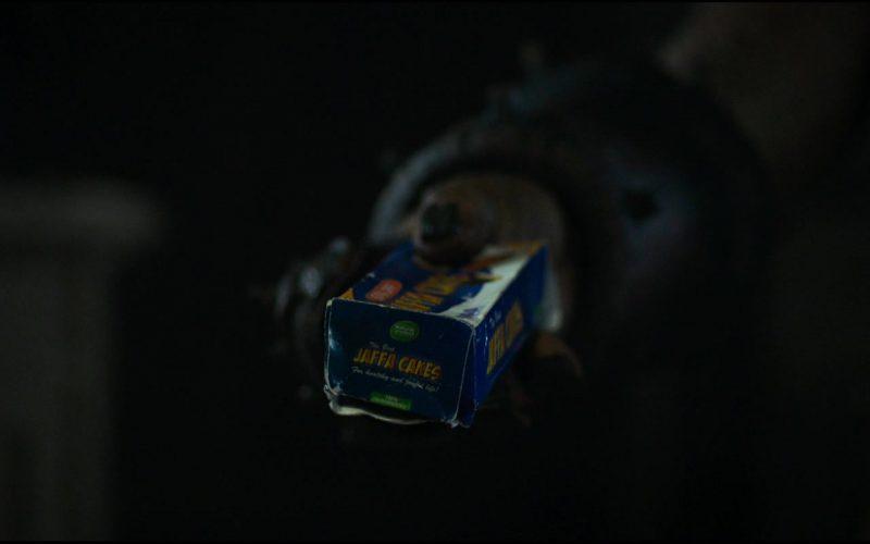 Jaffa Cakes in Hellboy