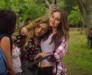 Jansport Backpack Used by Ajiona Alexus in Light as a Feather (3)
