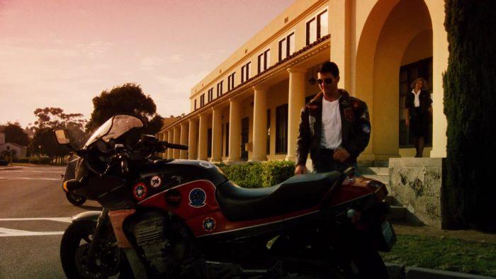 Kawasaki GPZ 900 R Motorcycle