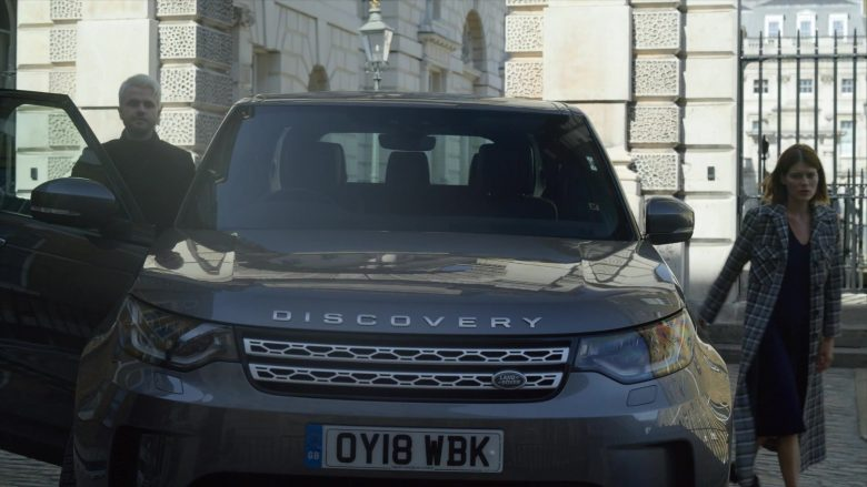 Land Rover Discovery Car in The Rook - Season 1, Episode 3 (2019) - TV Show Product Placement