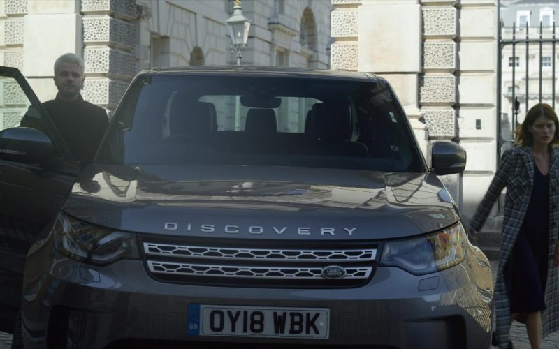 Land Rover Discovery in The Rook