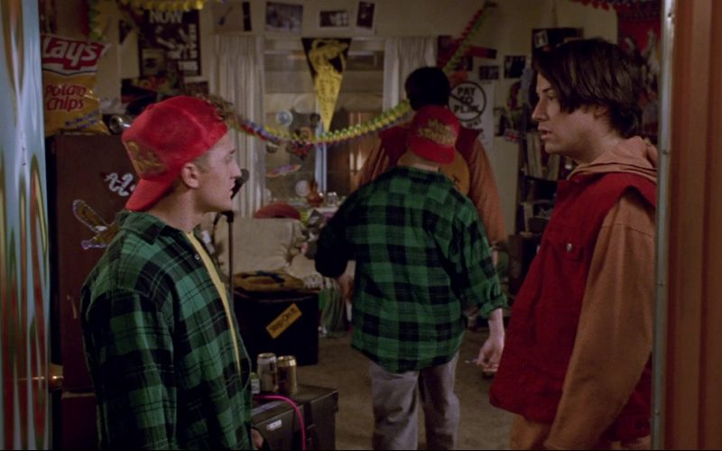 Lay's Potato Chips in Bill & Ted's Bogus Journey (2)