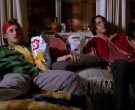 Lay's and Doritos Enjoyed by Alex Winter & Keanu Reeves in Bill & Ted's Bogus Journey (2)