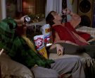 Lay's and Doritos Enjoyed by Alex Winter & Keanu Reeves in Bill & Ted's Bogus Journey (3)