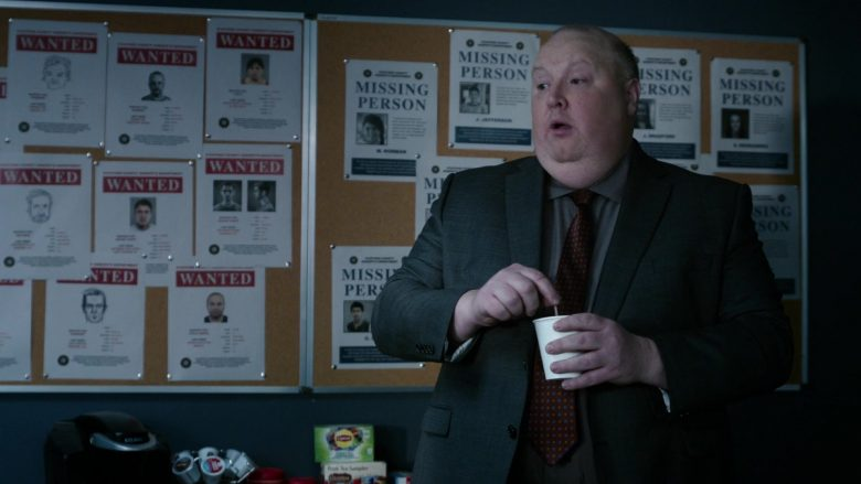 Lipton Tea in The Code - Season 1, Episode 11, Don and Doff (2019) - TV Show Product Placement