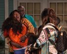 LV Backpack Used by Talia Jackson in Family Reunion - Season...