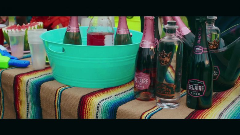Luc Belaire Sparkling Wine and McQueen and the Violet Fog Gin in My Type by Saweetie (2019) - Official Music Video Product Placement