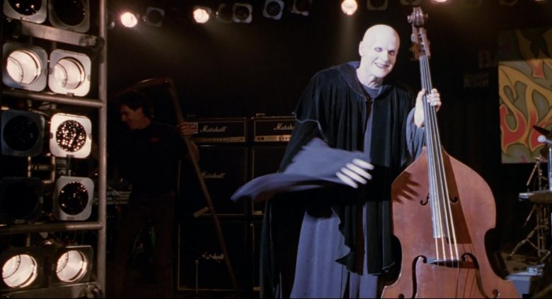 Marshall Amps in Bill & Ted's Bogus Journey (1991) - Movie Product Placement