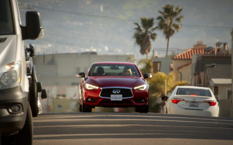 Mazda MX-5 Roadster Red Car Used by Kristen Bell in Veronica Mars (1)