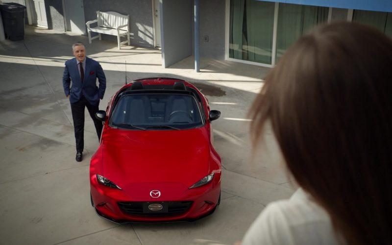 Mazda MX-5 Roadster (Red Convertible Car) in Veronica Mars (1)