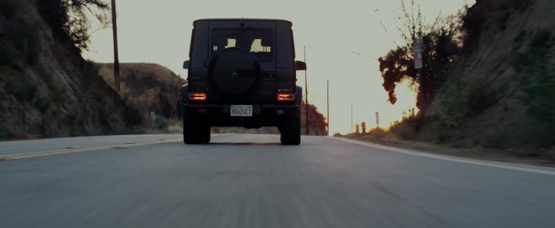 Mercedes-Benz G63 AMG SUV Used by Michael Ealy in The Intruder (2019) - Movie Product Placement
