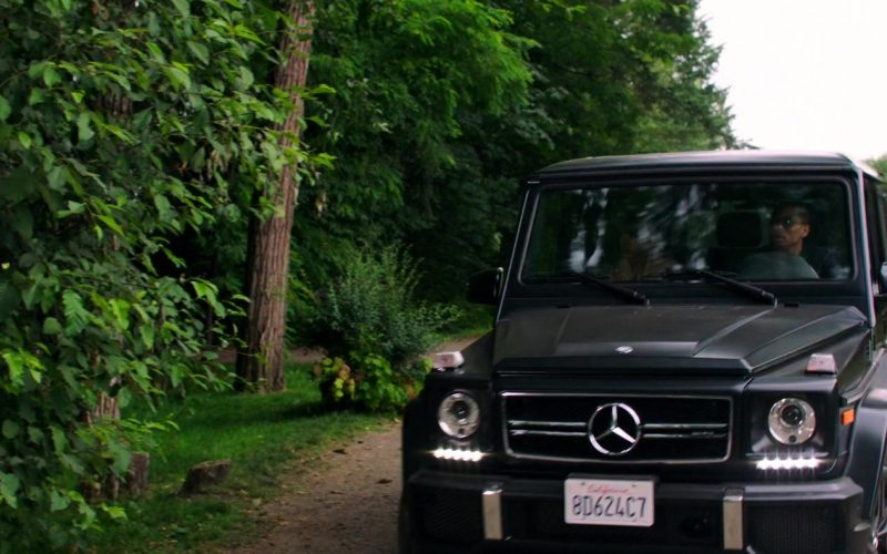 Mercedes-Benz G63 AMG SUV Used by Michael Ealy in The Intruder (2)