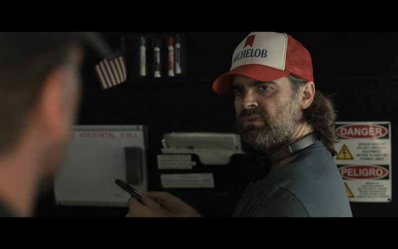 Michelob Cap in Point Blank (1)