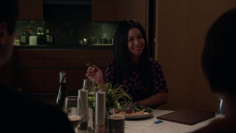 Microsoft Surface Laptop Used by Cierra Ramirez in Good Trouble - Season 2, Episode 7, In the Middle (2019) - TV Show Product Placement