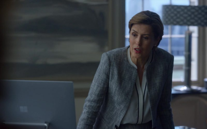 Microsoft Surface Studio Computer Used by Gina McKee in The Rook (2)