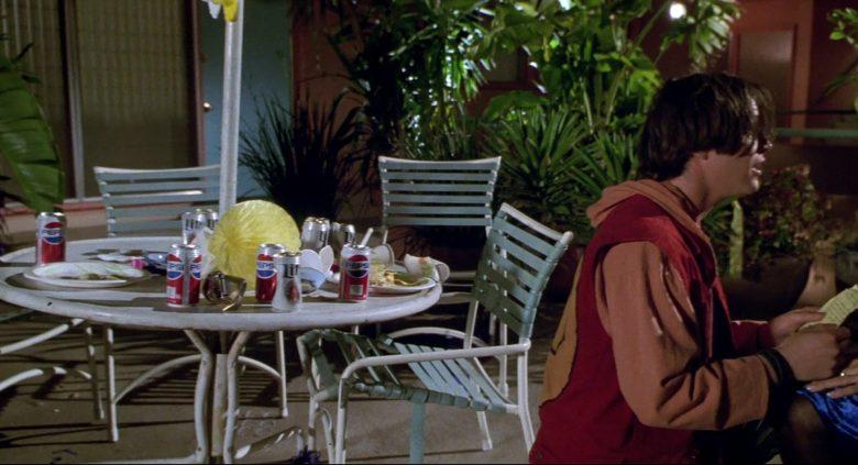 Miller Lite Beer and Pepsi Soda in Bill & Ted's Bogus Journey (1991) - Movie Product Placement