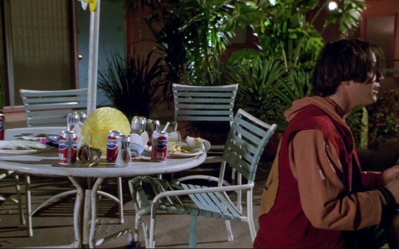 Miller Lite Beer and Pepsi Soda in Bill & Ted's Bogus Journey (1)
