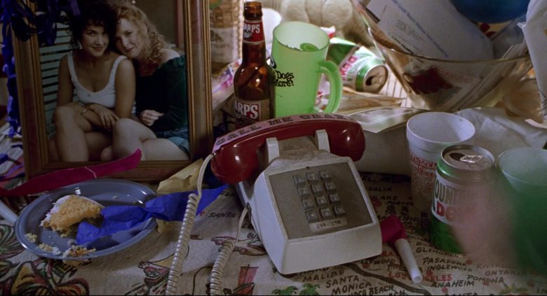 Mountain Dew Cans in Bill & Ted's Bogus Journey (1991) - Movie Product Placement