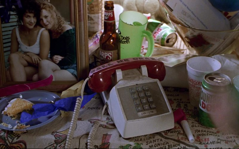 Mountain Dew Cans in Bill & Ted's Bogus Journey (1991)