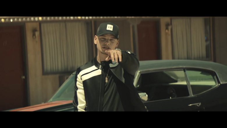 New Era X Kb Logo Cap Worn By Kane Brown In One Thing Right Ft Marshmello 2019 Official Music Video