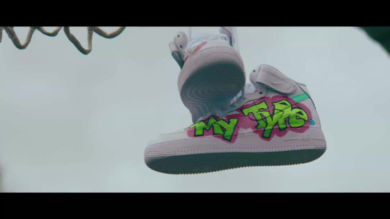 Nike Air Sneakers in My Type by Saweetie (2019) - Official Music Video Product Placement