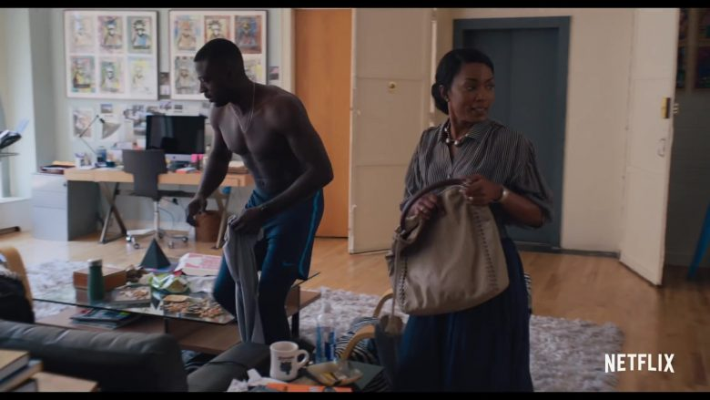 Nike Shorts Worn by Sinqua Walls in Otherhood (2019) - Movie Product Placement