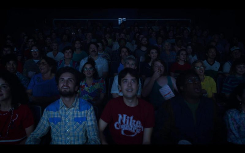 Nike T-Shirt in Stranger Things