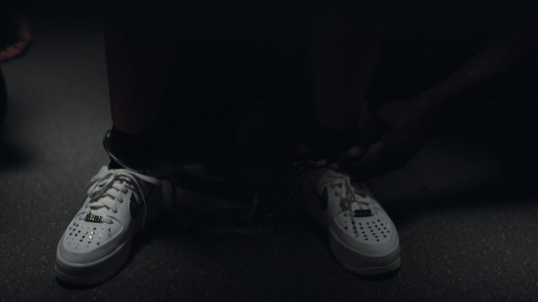 Nike Women's Sneakers in Euphoria - Season 1, Episode 5, '03 Bonnie and Clyde (2019) - TV Show Product Placement
