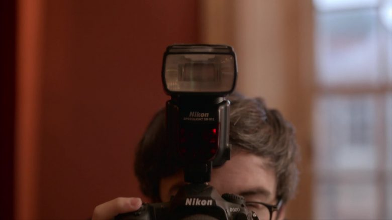 Nikon Camera in Four Weddings and a Funeral - Season 1, Episode 3, We Broke (2019) - TV Show Product Placement