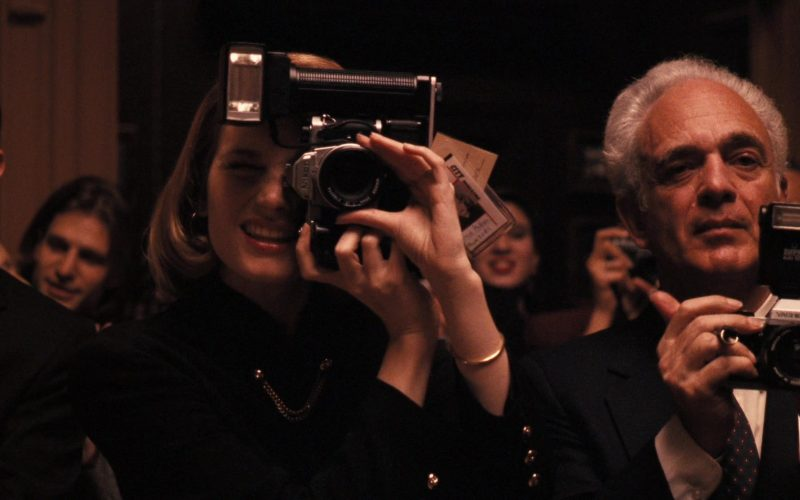 Nikon Camera in The Godfather Part 3
