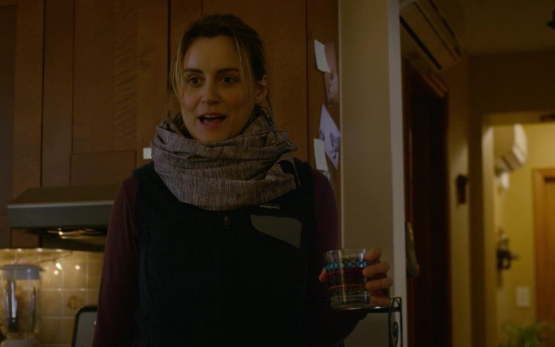Patagonia Vest Worn by Taylor Schilling as Piper Chapman in Orange Is the New Black (1)