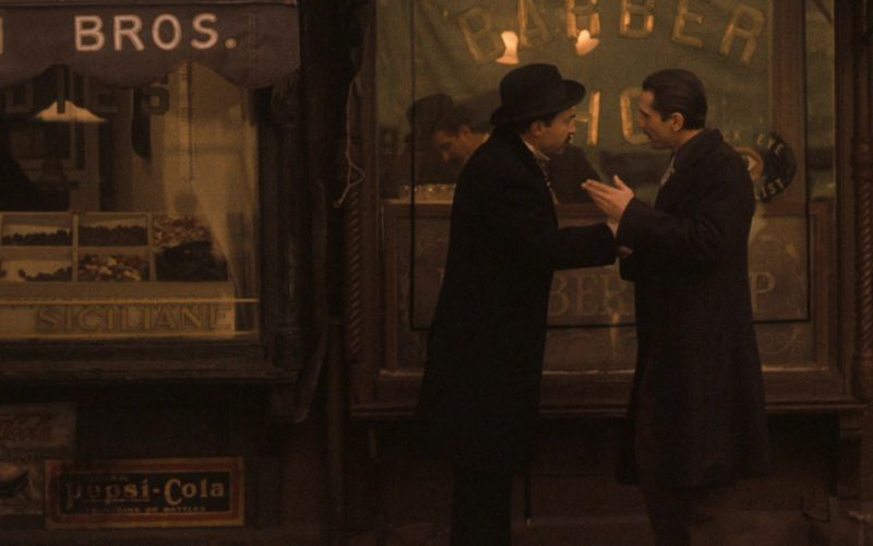 Pepsi Cola Sign in The Godfather (1)