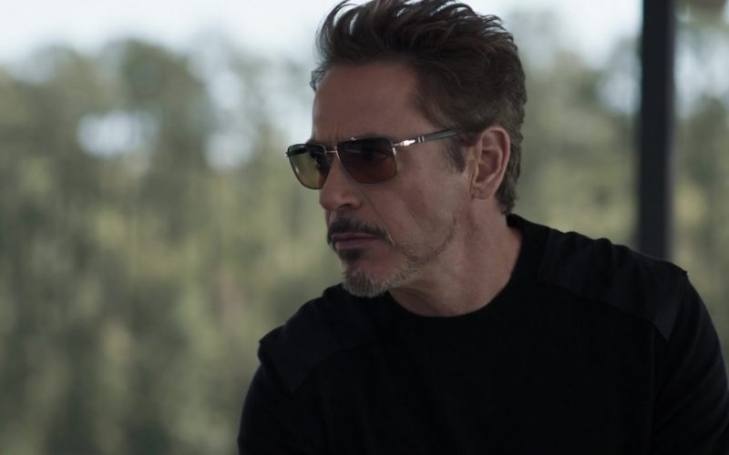 Persol Sunglasses Worn by Robert Downey Jr. as Tony Stark in Avengers Endgame (2)