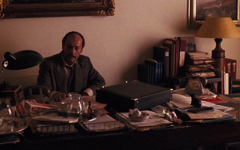 Philip Morris Cigarettes in The Godfather Part 3 (1)