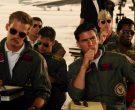 Tom Cruise et al. in uniform