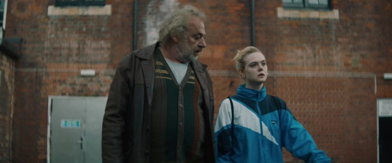Reebok Jacket Worn by Elle Fanning in Teen Spirit (2018) Movie Product Placement