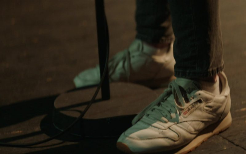 Reebok Sneakers Worn by Elle Fanning in Teen Spirit (4)
