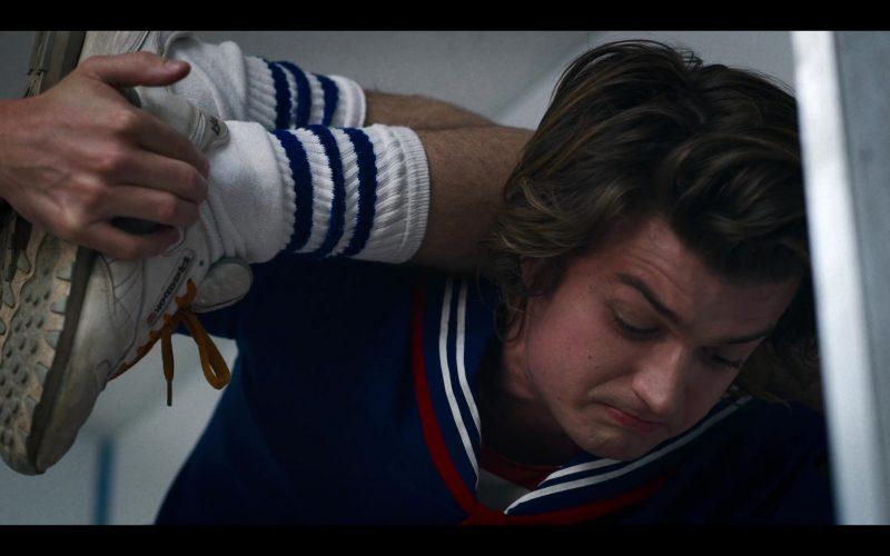 Reebok Sneakers Worn by Gaten Matarazzo as Dustin Henderson in Stranger Things