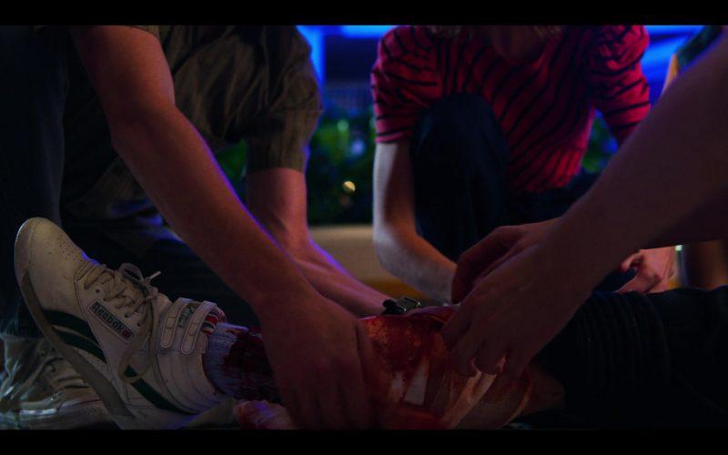 Reebok Sneakers Worn by Millie Bobby Brown as Eleven aka Jane Hopper in Stranger Things (5)