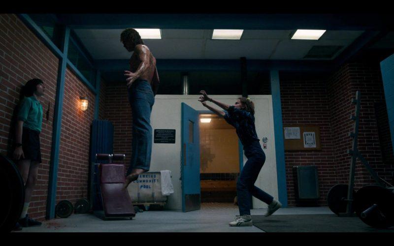 Reebok Sneakers Worn by Millie Bobby Brown as Eleven or Jane Hopper in Stranger Things