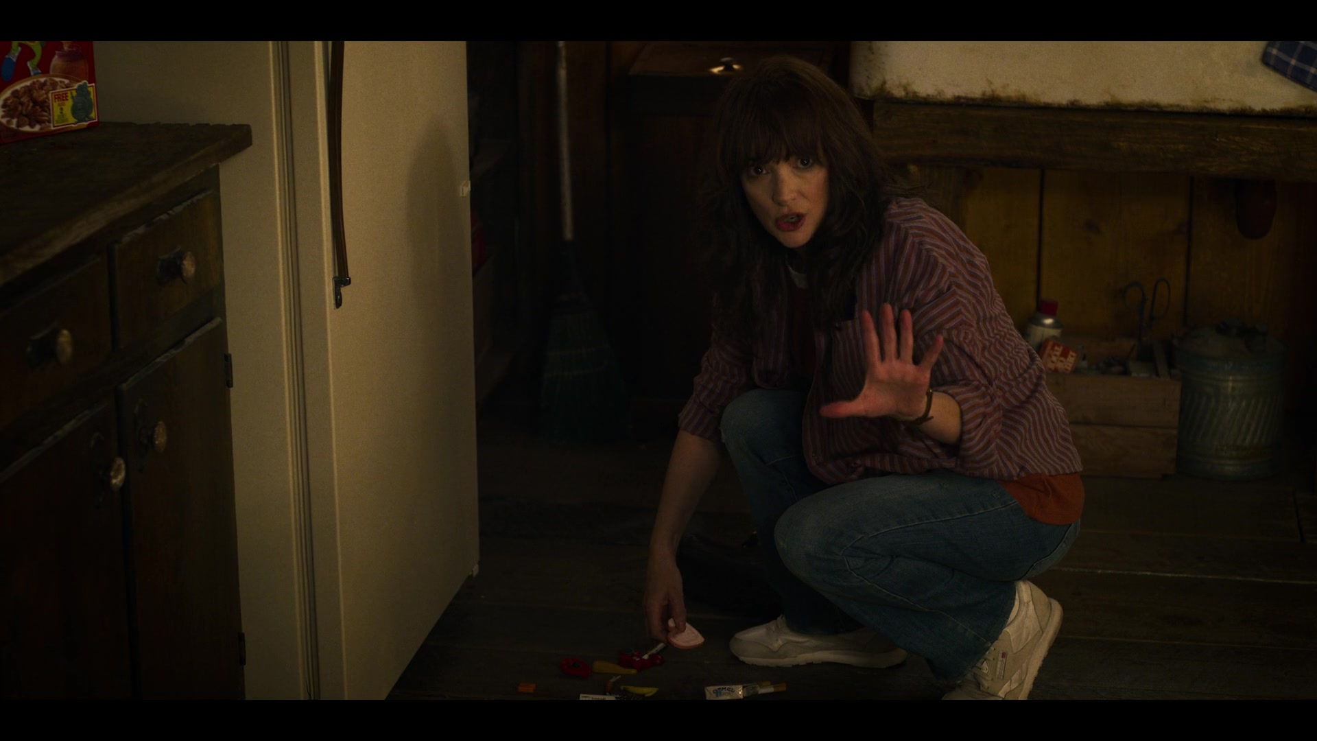 Reebok Sneakers Worn by Winona Ryder as Joyce Byers in Stranger Things - Season 3,