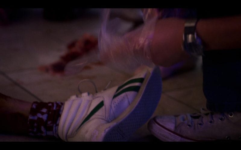 Reebok White Leather Shoes Worn by Millie Bobby Brown as Eleven aka Jane Hopper (1)