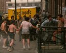 Rheingold Beer Yellow Truck in The Godfather (2)