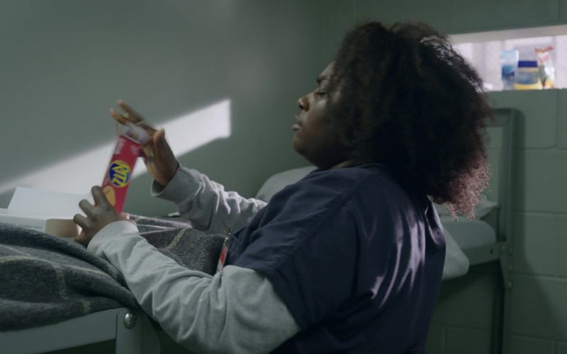 Ritz Crackers Enjoyed by Danielle Brooks in Orange Is the New Black (2)