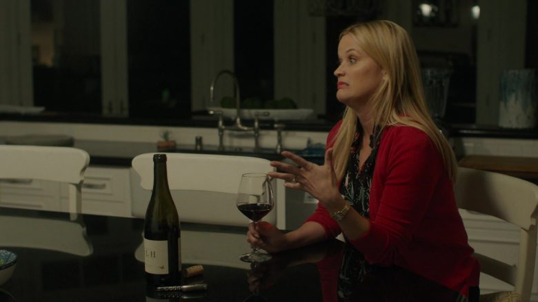SLH Hahn Family Wine Enjoyed by Reese Witherspoon in Big Little Lies - Season 2, Episode 6, The Bad Mother (2019) - TV Show Product Placement