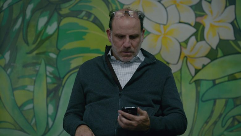 Samsung Galaxy Mobile Phone Used by Nick Sandow as Joe Caputo in Orange Is the New Black - Season 7, Episode 10, The Thirteenth (2019) - TV Show Product Placement