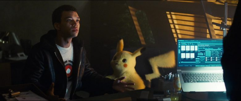 Samsung Notebook in Pokémon Detective Pikachu (2019) - Movie Product Placement