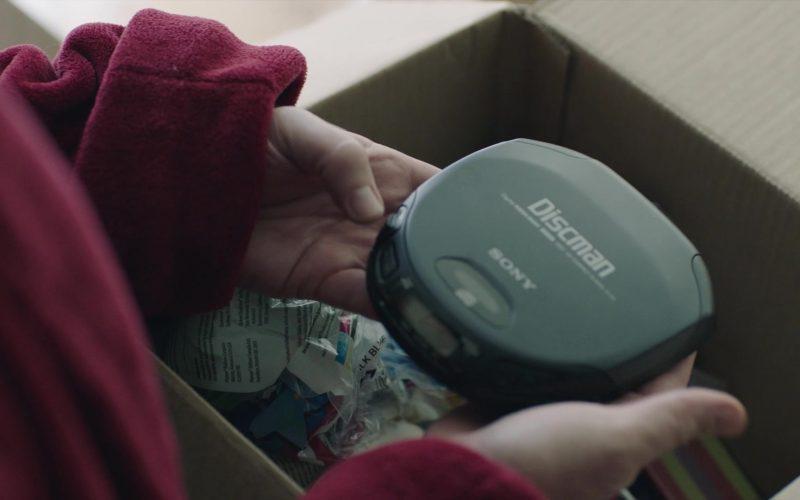 Sony Discman CD Portable Player in Baskets
