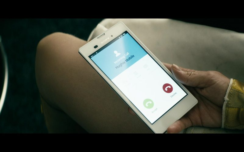 Sony Xperia Android Mobile Phone Used by Erin Moriarty in The Boys (1)